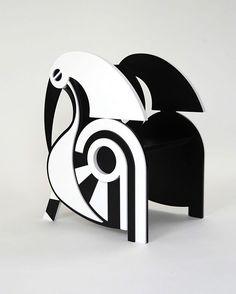 Ibis Chair by @materiallust. #materiallust#design#interiordesign