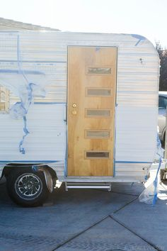 Dudes! We are overhauling a 1972 Bell Travel Trailer! Follow the entire series from the beginning here! Huge thanks to The Home Depot for sponsoring this post! It seems that with the Nugget, eve...