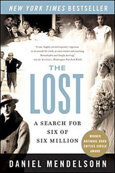 The Lost. I have the book, not read it yet.