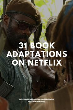 31 Book to Movie Adaptations to Binge on Netflix Books To Read 2018, Best Books To Read, Great Books, Movie Club, Movie Tv, Book Club Books, Book Lists, Books Turned Into Movies, Netflix Shows To Watch