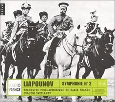 Liapounov: Symphonie No. Uk Music, Music Store, Radios, France, Classical Music, Places To Visit, Amazon, Memes, Movie Posters