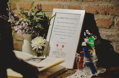 Un matrimonio ecologico nell'Oltrepò Pavese: Cinzia e Alberto