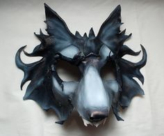 wolf mask. vicious, violent, brutal. Psychological inspiration. Headgear. Want it on a soldier.