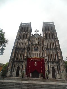 Catholic in Hanoi Vietnam