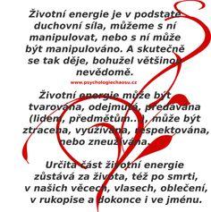 Magie slova a životní energie