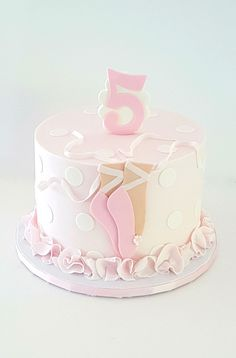 Suggestion in order to help me by using outfits for adult ballerina class now. Ballet Birthday Cakes, Ballerina Cupcakes, Ballet Cakes, Dance Cakes, 5th Birthday Cake, Ballerina Birthday Parties, Ballerina Party, Ballarina Cake, Tooth Cake