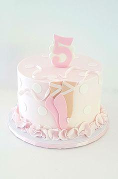 https://flic.kr/p/NG2kLJ | Ballerina Cake