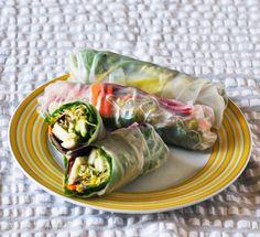 detox-vegetarian-spring-roll-recipe