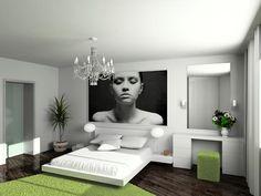 16 white bedroom
