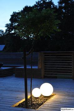 belysning,trädäck,uteplats,altan,staket