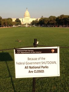 10 Things You Can Still Do in D.C During a Government Shutdown–For $10 or Less! By Tara Yarlagadda
