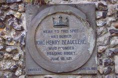 King Henry Beauclerc de Normandie, I
