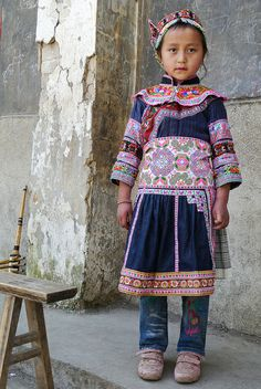 China - Guizhou - village Yixin | Flickr - Photo Sharing! * 1500 free paper dolls at international artist Arielle Gabriels The International Paper Doll Society also free Chinese paper dolls The China Adventures of Arielle Gabriel *