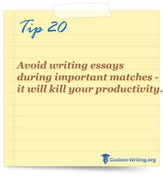 1984 Essay Thesis College Essay Writing Tip Motivation Avoid Writing Essays During  Important Matches  Editor Services also Science Essay Topics  Best  College Essay Writing Tips And Life Hacks Images  Best  Diwali Essay In English