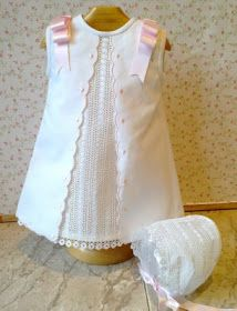 ISLABEBÉ: FALDONES PRIMERA PUESTA Heirloom Sewing, Designer Dresses, Clothes, Ideas, Tops, Women, Fashion, Baby Clothes Girl, Kid Outfits