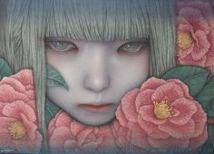 """Atsuko Goto Draws Haunting Visions of Women in """"Dreaming Monster"""""""