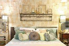 beautiful vintage bedroom