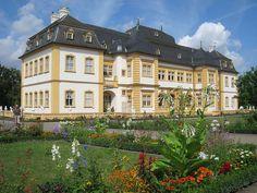 Schloss Veitshöchheim, Franconia, Germany.