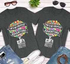 Cute Couple Shirts, Disney Couple Shirts, Matching Disney Shirts, Matching Couple Shirts, Disney Couples, Matching Couples, Matching Outfits, Cute Disney Shirts, Disney Princes
