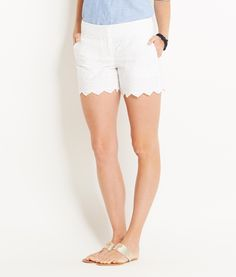 Womens Shorts: Shop Eyelet Classic Shorts for Women Online | vineyard vines