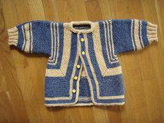 Ravelry: ladynthread's Baby Surprise Jacket