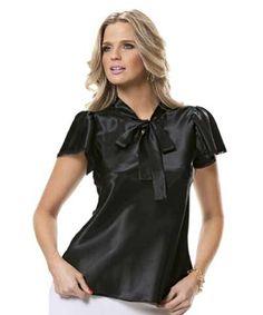blusa cetim preta 1                                                                                                                                                                                 Mais