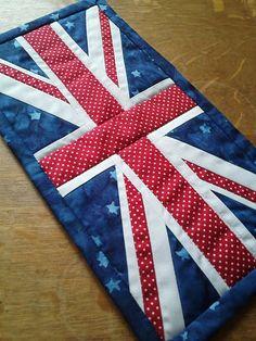 Ok, so I'm not #British, but I still love this #quilt!