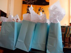 Welcome gift sacks can be delivered to your wedding guests at Dreams Tulum