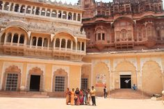 Two Weeks in Rajasthan, India: 9 Amazing Places to Visit | Jonistravelling