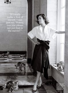 Jennifer Connelly by Carter Smith for Allure