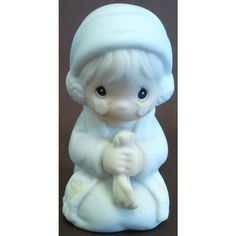 Enesco's Precious Moments Sugar Town Village - Grandfather Preacher Figurine - Signed 1992 G-Clef 529516 NIB || Available for sale via the pin's link. To see our complete collection of Precious Moments available, check out our store under the Collectibles > Enesco > Precious Moments category at http://purpleiris.ecrater.com/c/1760136/precious-moments