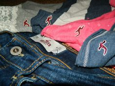 Hollister clothes :)