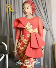 An is a wedding guest {bella} looking stunning in aso-ebi – the fabric/colors of the day, at a - AsoEbi Bella. African Wedding Attire, African Attire, African Wear, African Women, African Dress, African Outfits, African Inspired Fashion, Latest African Fashion Dresses, African Print Fashion
