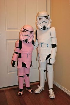 kids storm trooper costume with instructions