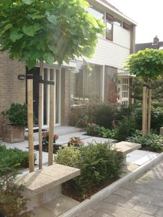 1000 images about voortuin ideeen on pinterest tuin annabelle hydrangea and tall planters - Outdoor patio ideeen ...