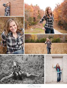 Kenzie ~ Buffalo MO Senior Pictures » Erica Turner
