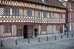 Saint Valéry en Caux, la maison Henry IV