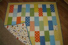 Baby Brick Quilt | Flickr - Photo Sharing!