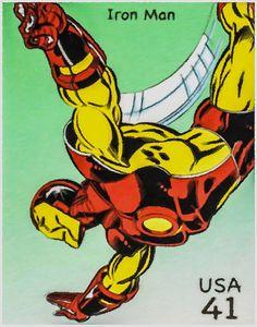 I uploaded new artwork to fineartamerica.com! - 'Iron Man' - http://fineartamerica.com/featured/iron-man-lanjee-chee.html