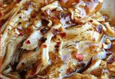 CROCK POT SWEET GARLIC CHICKEN This garlic chicken is a great way to change up your weekly chicken dinner. Servings 6 Preparation time Cooking time YOU&rsqu… Crockpot Recipes, Chicken Recipes, Cooking Recipes, Chicken Meals, Sweet Garlic Chicken, Balsamic Chicken, Creamy Chicken, Baked Chicken, Cake Recipes