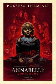Directed by Gary Dauberman. With Vera Farmiga, Patrick Wilson, Mckenna Grace, Madison Iseman. While babysitting the daughter of Ed and Lorraine Warren, a teenager and her friend unknowingly awaken an evil spirit trapped in a doll. Lorraine Warren, Patrick Wilson, Mckenna Grace, Dark Phoenix, Annabelle Horror, Toy Story, Thriller, Madison Iseman, Horror Films