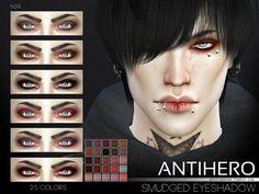 Pralinesims' Antihero - Smudged Eyeshadow N26