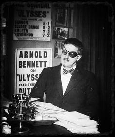 James Joyce, c.1922