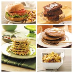Whole Grain Recipes from Taste of Home -- Check out our guide to cooking whole grain recipes including barley, bulgur, corn, brown rice, wild rice, oats, quinoa, rye and whole wheat.