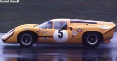 1000 km de sebring 1970 | bela Lola T70 MK3 da equipe Bonnier de Jo Bonnier/Reine Wissel, 7ª ...