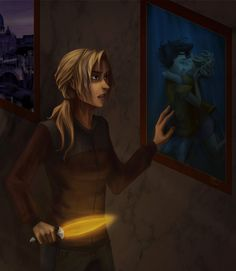 Annabeth in Rome finding the tapestries made by Arachne of the Percabeth kiss in the canoe lake <<< dang Arte Percy Jackson, Dibujos Percy Jackson, Percy Jackson Memes, Percy Jackson Books, Percy Jackson Fandom, Percabeth, Solangelo, Percy And Annabeth, Annabeth Chase