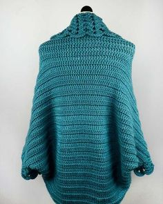Watch Maggie review this beautiful Shell Edged Jacket Crochet Pattern! Original Crochet Design by: Maggie Weldon Skill Level: Easy Size: Small: Fits from Misses Small up to X-Large; Large: Fits Womens