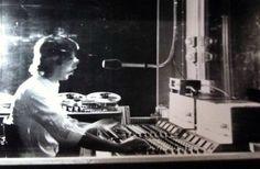 I nuovi studi alla ricerca della perfezione per le  trasmissione in stereofonica erano i primi passi  ph,vpinny