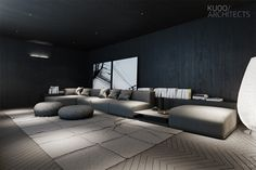 Adventurous decorators can find endless inspiration in dark color schemes, a choice that comes with more creative constrictions than lighter or more conventiona