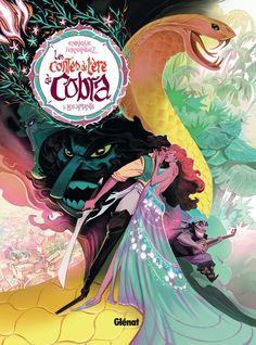 Enrique Fernandez - Les Contes De L´Ère Du Cobra- cover